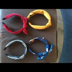 Accessories - Hair band bundle